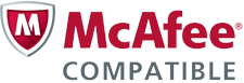 McAfee Compatible