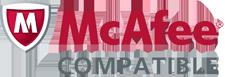 McAfee Compatible